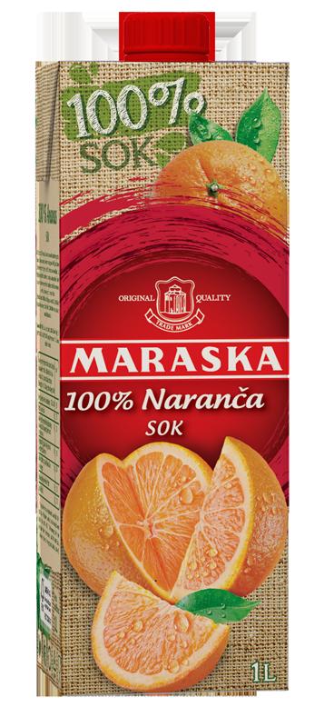 Naranča 100%
