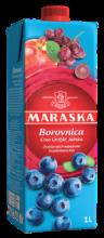 Maraska_Borovnica_TetraPak_1L