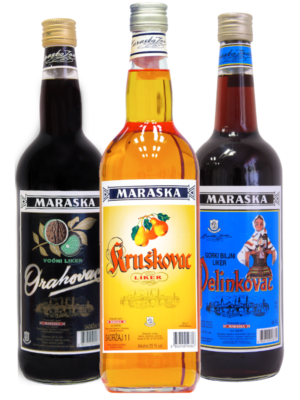 Traditional Croatian Liqueurs